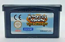 Harvest Moon Friends of Mineral Town Cartridge For Game Boy Advance GBA NDS NDSL