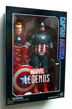 "Captain America Marvel Legends Series 12"" Figure Hasbro Great Condition"