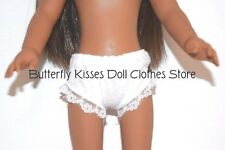 Lace Trim Panties Underwear 14 in Doll Clothes Fits American Girl WellieWishers
