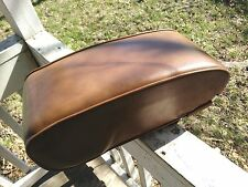 1971-76 Cadillac SADDLE BROWN Armrest *VGC* Eldorado DeVille Fleetwood GM B-Body