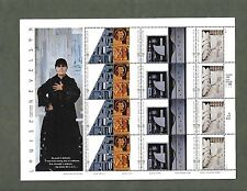 {BJ Stamps} #3379-3383  Louise Nevelson.   33¢ MNH sheet of 20.   Issued in 2000