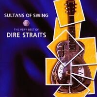 "DIRE STRAITS ""SULTANS OF SWING"" 2 CD+DVD NEU"