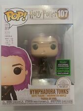 Funko POP Nymphadora Tonks Harry Potter ECCC Hot Topic Shared Exclusive 107