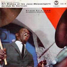 ART BLAKEY ET LES JAZZ MESSENGERS Au Club St. Germain FR Press Rça 430 044 LP