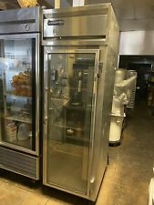 Continental Dl1F-Od Commercial Glass Door Freezer