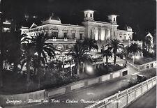 SANREMO - CASINO' MUNICIPALE (NOTTURNO) - V1959