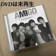 Shinee The 1st Álbum Amigo CD+DVD