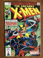 Uncanny X-Men 133 DARK PHOENIX SAGA Wolverine solo story vs Hellfire Club ML ED.