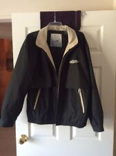 Gear For Sports Black & Tan Mens Jacket Size XL See Details