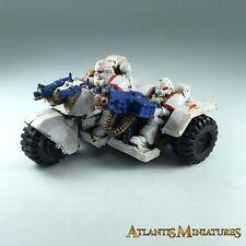 Space Marine Attack Bike - Warhammer 40K CC511