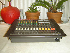Tascam M-208, Rackmount, 8 Channel Analog Mixer, Vintage, Quality Preamps & Eq