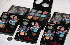 12x Collection Bedazzled/Poptastic/Angélique/Eye palette fard à paupières