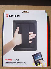 Griffin AirStrap Rugged Tough Protective Cover Case Built-In Strap for iPad