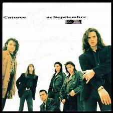 """CATORCE DE SEPTIEMBRE - SPAIN 7"""" EPIC 1992 - LAS LEYES - PROMO SINGLE - 1 CARA"""