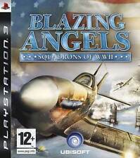 Blazing Angels : Squadrons of WWII ~PS3 ( en super condition)