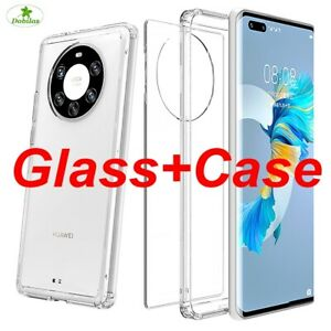 For Huawei P30 Lite P Smart P40 Pro TEMPERED GLASS SCREEN PROTECTOR / Case Cover