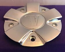 "Velocity Chrome Wheel Center Cap 1 (one) pn: STW-200-CAP (for 18"" wheel)"