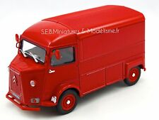 CITROËN HY TYPE H - 1/24 WELLY