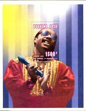 BURKINA FASO #1064 Stevie Wonder Souvenir Sheet Stamp Postage Mint NH