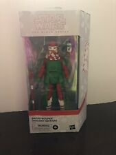 Star wars The Black Series snowtrooper (holiday edition) NEW