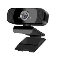 B3 1080P Full HD Webcam USB Computer Laptop Driver-Free Web Camera with Mic B3