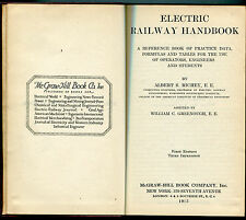 Electric Railway Handbook by Albert Richey - 1915