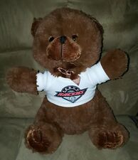 Akron Racers NPF Brown Teddy's Bear Plush women's pro fastpitch softball