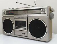 NATIONAL PANASONIC RX-5010SA 'Boombox' Stereo Radio Cassette Recorder Vintage
