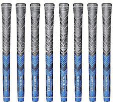 "8) MCC New Decade Plus4 MultiCompound BLUE MIDSIZE (+1/16"") Golf Pride Grip"