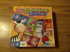 Mega Bloks...Domino Build Game...NIB Sealed!!!