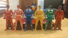 Timeranger Ranger Key Complete Set Gokaiger Power Rangers Time Force