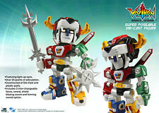 Altimites Voltron 30th Anniversary Super Deformed Diecast Figure - MIB Toynami