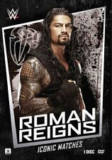 WWE: Iconic Matches: Roman Reigns (DVD, 2017)