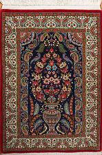 Ghom Teppich Rug Carpet Tapis Tapijt Tappeto Alfombra Orient Perser Art Paisley