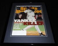 Ken Griffey Jr Framed 11x14 ORIGINAL 1995 1st Sports Illustrated Magazine Cover