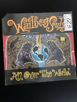 Wailing Souls – All Over The World LP Colombian Press 1993 Reggae