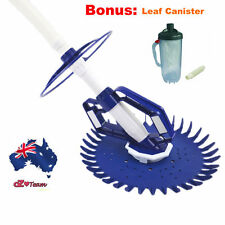 Automatic Pool Cleaner 10m Hose Generic Barraduca Diaphragm + LEAF EATER