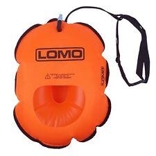 Lomo Hydration Swimming Tow Float - Orange