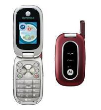 Motorola W315 Flip Phone (Alltel) red