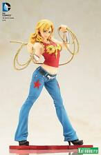 Kotobukiya DC Comics Wonder Girl Bishoujo Statue - Titans, Wonder Woman, Amazon