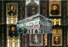 Romania Marosvasarhely Targu Mures Culture Palace vitrails stained glasses