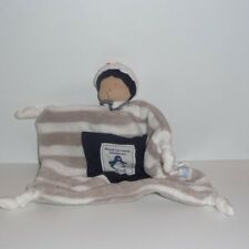 Doudou Bonhomme Cotton People