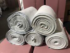 5 x Rolls white Roller Towel (inc VAT)