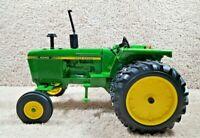2003 ERTL 1/16 Scale Diecast John Deere 4040 With Duals Wide Front Tractor