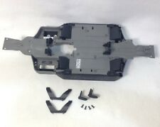 Traxxas 1/10 E-Revo VXL 2.0 Chassis Battery Door Servo Guard Shock Mount 86086-4