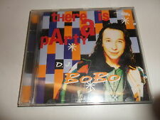 Cd    D.J. BoBo ‎– There Is A Party