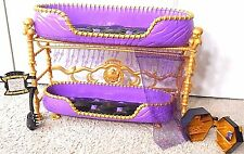 Monster High Bunk Bed Wolf Clawdeen Room To Howl Dead Tired Replacements 2011