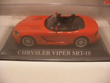 voiture 1/43 eme IXO ALTAYA DODGE CHRYSLER VIPER SRT-10 Rouge