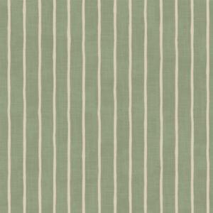 iLiv Pencil Stripe Lichen Curtain Craft Upholstery Designer Cotton Fabric