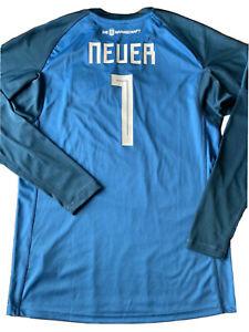 Adidas Germany 2018 Manuel Neuer #1 Goalkeeper Shirt, Jersey, Kit, Trikot